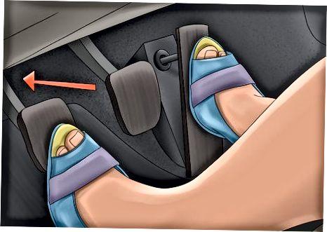 Diagnosticering af problemer med koblingshovedcylinderen