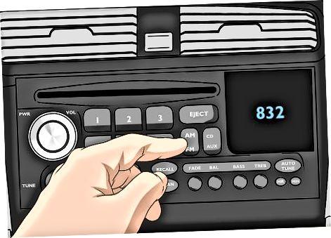 Find din radioidentifikationskode