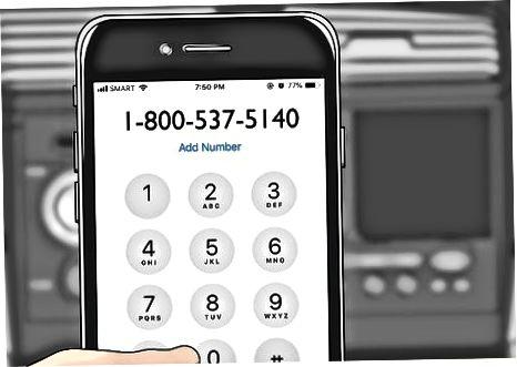 Telefonbog til din radiohentningskode