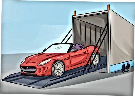 Avtomobilingizni etkazib berish