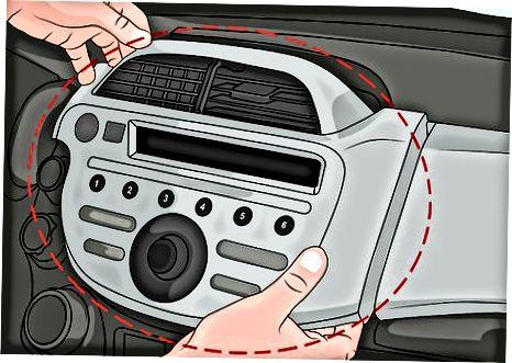 Jaunā stereo instalēšana