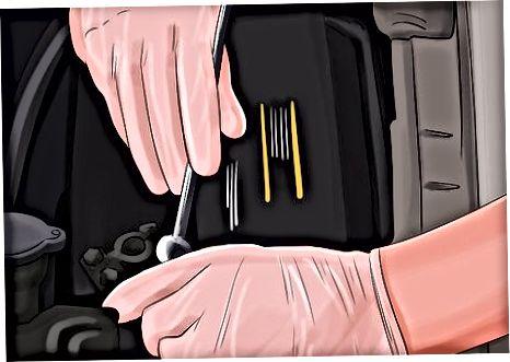 బీటిల్ హెడ్లైట్లను ఎలా తొలగించాలి: పాత వెర్షన్ 1949 నుండి 1966 వరకు