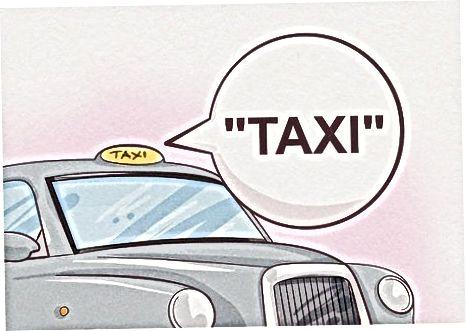 Taksi kutib olish