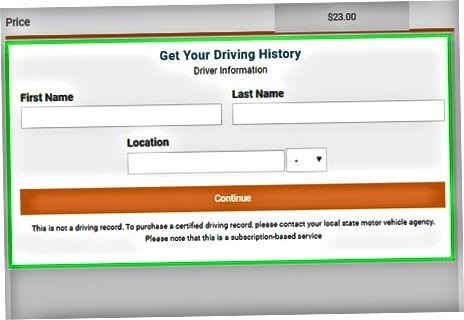 Sürücülük qeydlərinizi onlayn sifariş edin