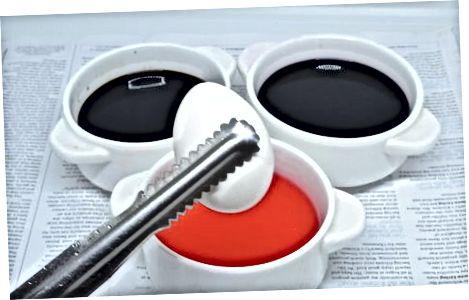 Farvning af dine æg med madfarve