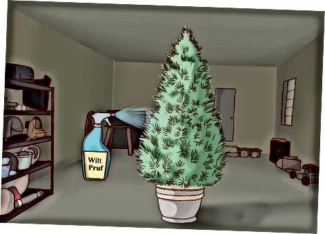 Movendo a árvore para dentro