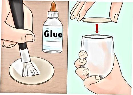 Műanyag szemüveg és izzók használata