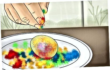 Декориране на яйцата