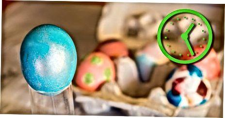 Csillogó tojás