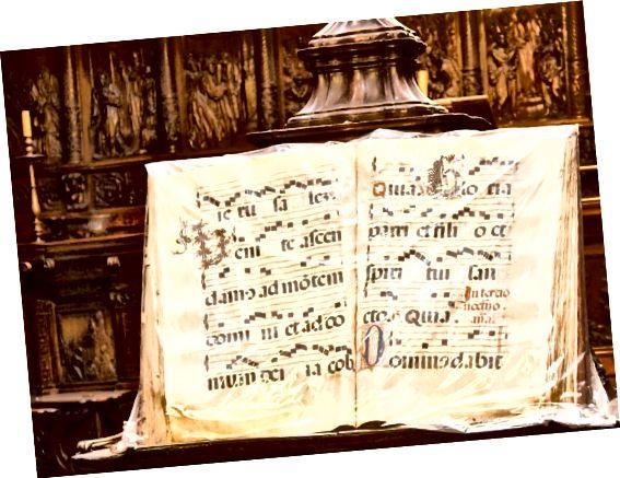 Gregoriansk sangmusik