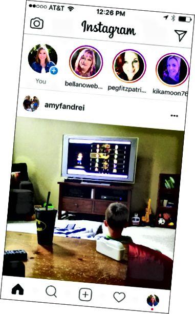 Instagram-historier