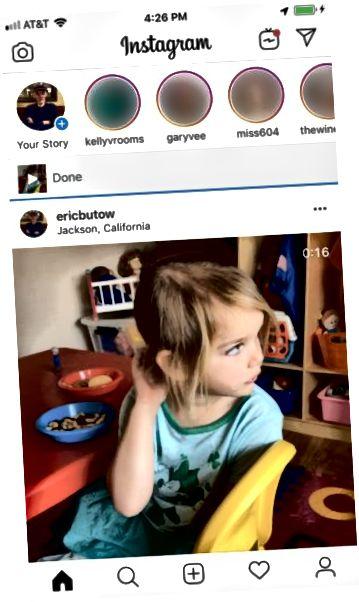 afspil Instagram-video