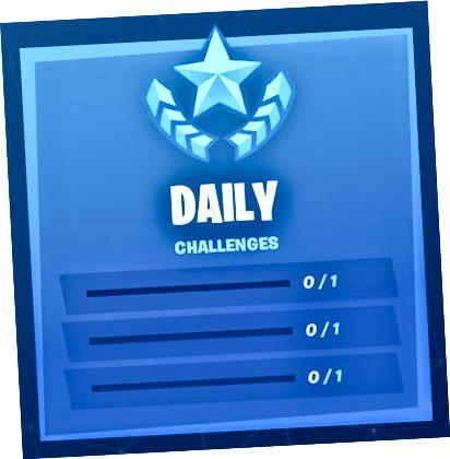 Codzienne wyzwania Fortnite
