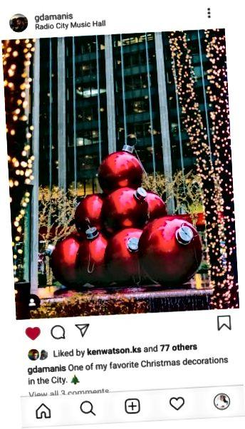 Instagram снимка със смели цветове