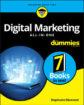 Дигитален маркетинг Всичко в едно за манекени