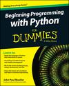 Begynner programmering med Python For Dummies