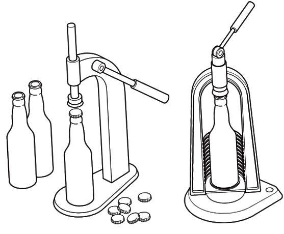 капачка за бутилки