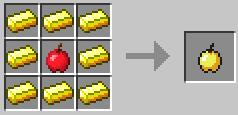 рецепта за изработка на златна ябълка
