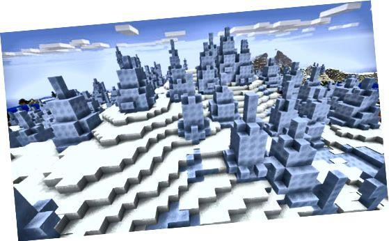 снежни снежни биоми