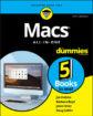Mac All-In-One For Dummies, 5. edycja