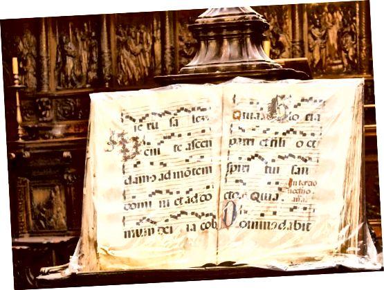 Gregoriansk sangmusikk