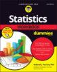 带有在线练习的傻瓜统计工作簿,第二版
