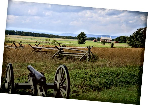 Gettysburg csatatér