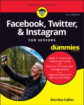 Facebook, Twitter og Instagram For Seniors For Dummies, 3. utgave