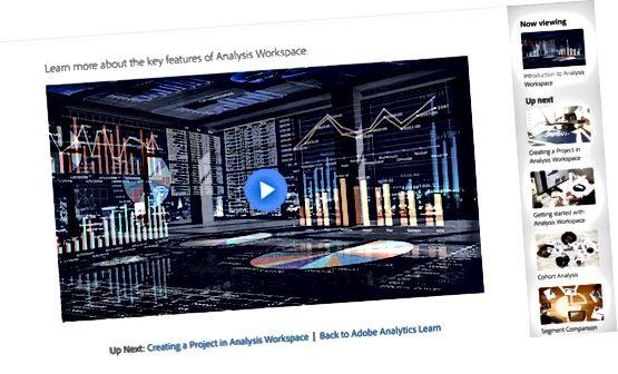 Adobe Analytics-videotutorials