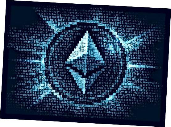 Ethereum smat kontraktkode