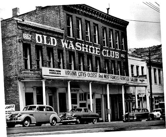 Washoe Club