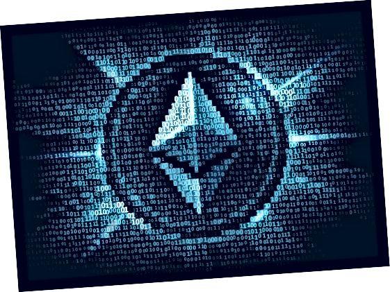 Ethereum smat kontraktskode