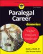Paralegal Кариера за манекени, 2-ро издание
