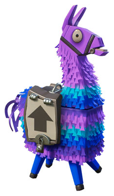 Fortnite lama
