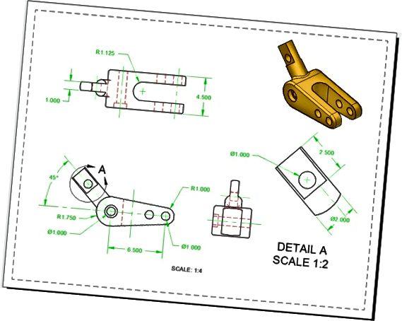 opdaterede specifikationer AutoCAD