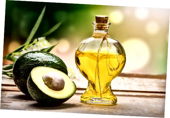 avokado olje