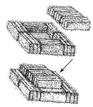 lagring av halmballe