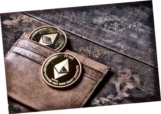 Ethereum tegnebog