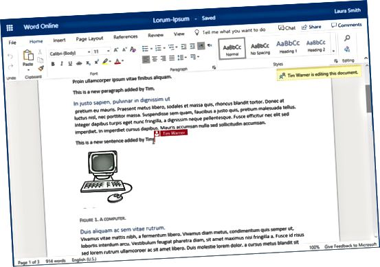 Samredigering i SharePoint Online