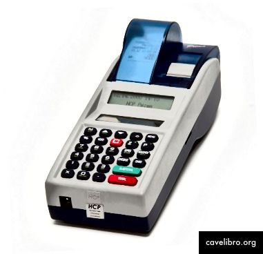 Elektronički fiskalni uređaj (EFD)