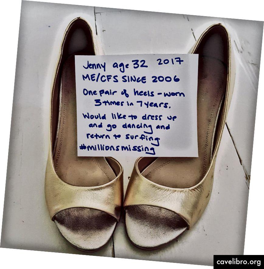 pacijenti previše bolesni da prosvjeduju poslani u cipele s opisom onoga što su propustili iz svojih prijašnjih života