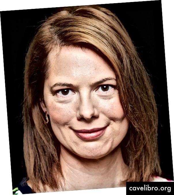 Profesorė Gina Neff yra sociologė, tirianti naujoves, pramonės skaitmeninę transformaciją ir tai, kaip veikia naujos technologijos. Ji studijavo skaitmeninius pokyčius žiniasklaidoje, sveikatos priežiūros ir statybų pramonėse.