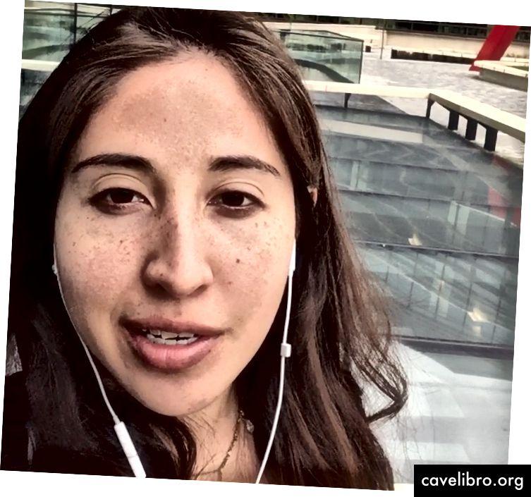 Carla studijuoja medicinos ir sveikatos priežiūros srities nanotechnologijų magistrantūrą