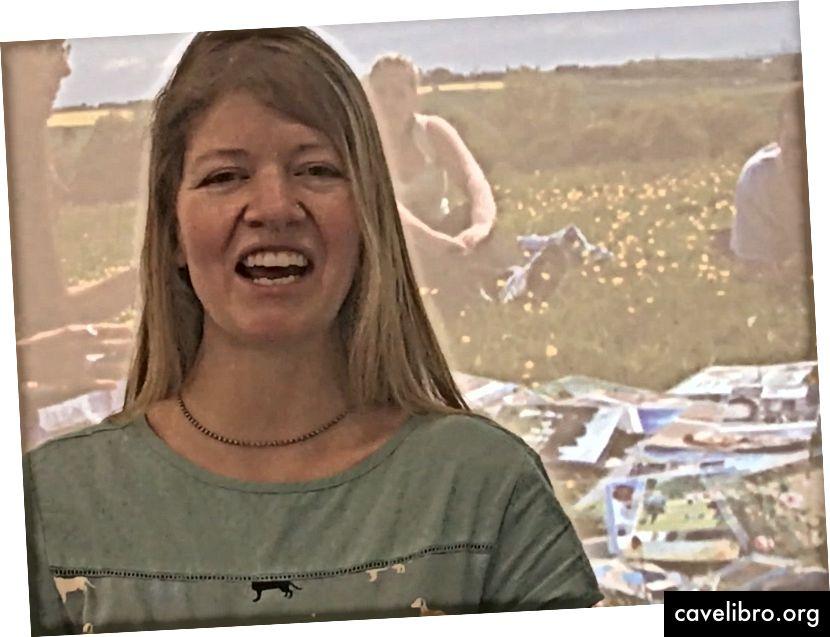 Le Dr Martha Crockatt est basée au Oxford Ecosystems Lab, chercheur associé, Earthwatch, et travaille en écologie forestière à la science citoyenne de Wytham Woods