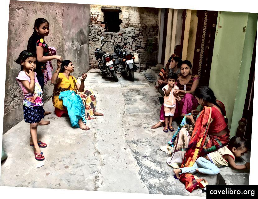 Comprendre l'écosystème socioculturel de Shahpur-Jat