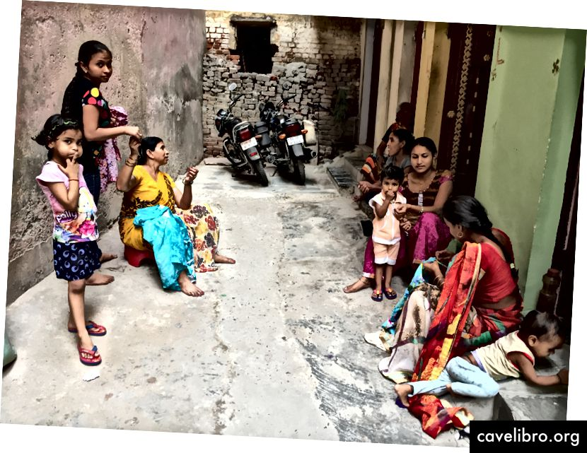 Razumijevanje socio-kulturnog ekosustava Shahpur-Jat