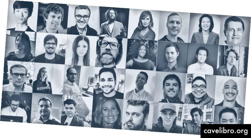Ons briljante wereldwijde team dat onze live demo, testnet, audits en onderzoekspartnerschappen heeft verzonden voor Y Combinator Demo Day