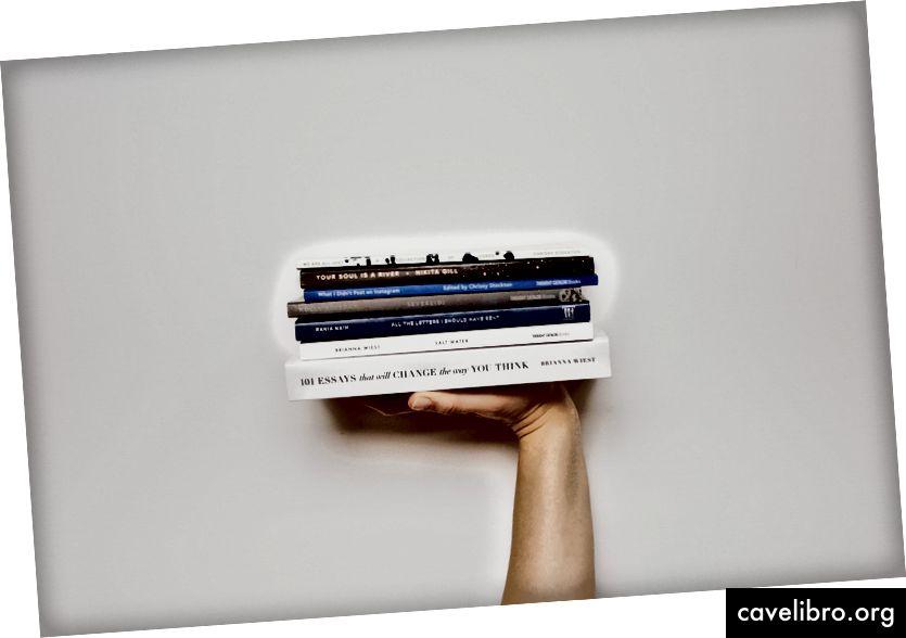 """""""Књиге су крајњи дампери: ставите их доле и чекаће вас заувек; обратите пажњу на њих и они вас увек воле."""