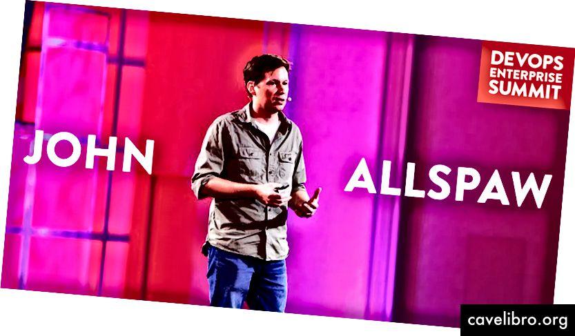 John Allspaw, cofundador, Adaptive Capacity Labs