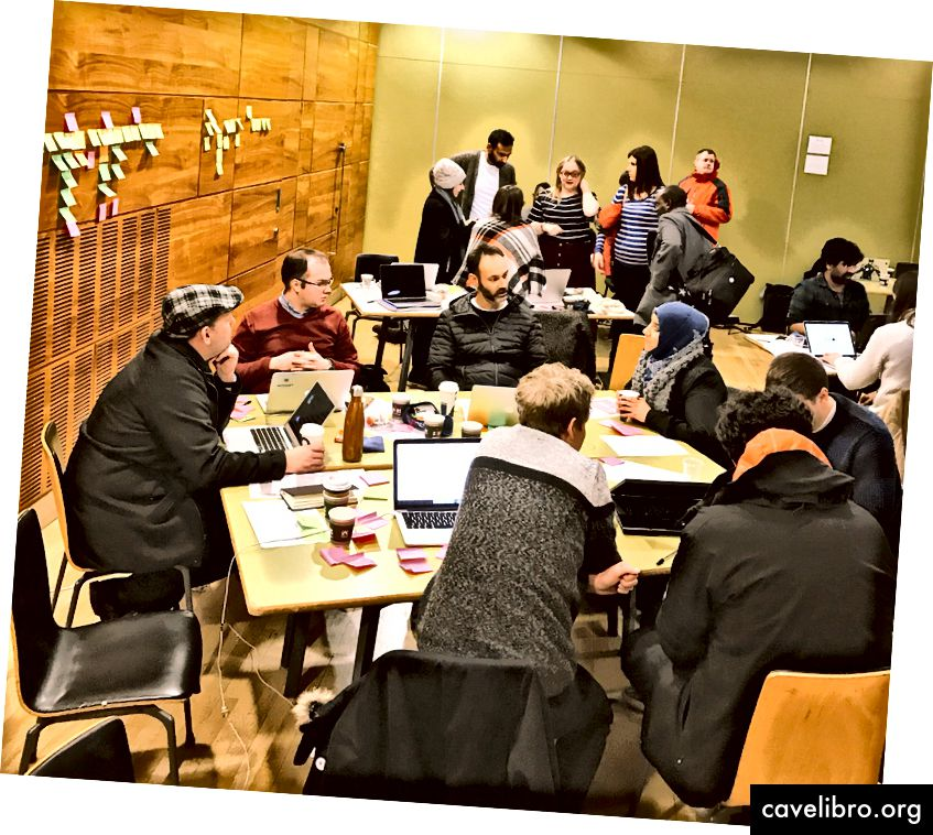 Wayfindri hackathon